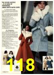 1976 Sears Fall Winter Catalog, Page 118