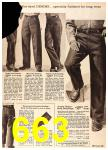 1960 Sears Fall Winter Catalog, Page 663