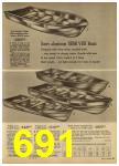 1965 Sears Spring Summer Catalog, Page 691