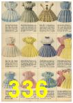 1961 Sears Spring Summer Catalog, Page 336