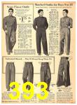 1940 Sears Fall Winter Catalog, Page 393