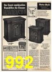 1975 Sears Fall Winter Catalog, Page 992