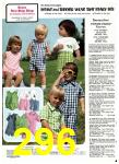1975 Sears Spring Summer Catalog, Page 296