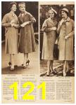 1958 Sears Spring Summer Catalog, Page 121