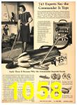 1940 Sears Fall Winter Catalog, Page 1058