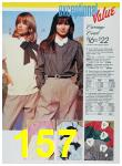 1988 Sears Fall Winter Catalog, Page 157