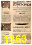 1963 Sears Fall Winter Catalog, Page 1363