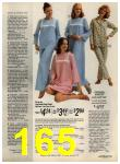 1972 Sears Fall Winter Catalog, Page 165
