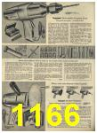 1960 Sears Spring Summer Catalog, Page 1166