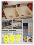 1991 Sears Fall Winter Catalog, Page 997