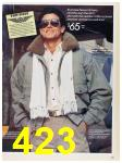 1988 Sears Fall Winter Catalog, Page 423