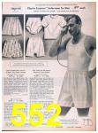 1957 Sears Spring Summer Catalog, Page 552