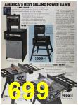 1989 Sears Home Annual Catalog, Page 699