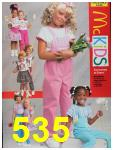 1988 Sears Spring Summer Catalog, Page 535
