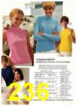1969 Sears Spring Summer Catalog, Page 236