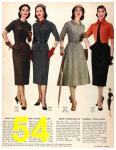1956 Sears Fall Winter Catalog, Page 54