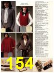 1983 Sears Fall Winter Catalog, Page 154