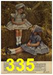 1961 Sears Spring Summer Catalog, Page 335
