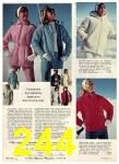 1965 Sears Fall Winter Catalog, Page 244