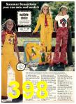 1977 Sears Spring Summer Catalog, Page 398