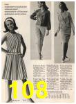 1965 Sears Spring Summer Catalog, Page 108