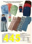 1976 Sears Fall Winter Catalog, Page 445