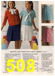 1965 Sears Spring Summer Catalog, Page 508