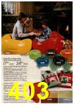 1982 Montgomery Ward Christmas Book, Page 403