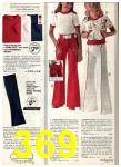 1975 Sears Spring Summer Catalog, Page 369
