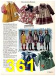 1977 Sears Fall Winter Catalog, Page 361