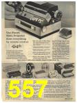 1965 Sears Fall Winter Catalog, Page 557