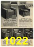 1968 Sears Fall Winter Catalog, Page 1022