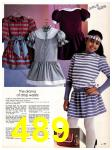 1983 Sears Fall Winter Catalog, Page 489