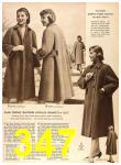 1956 Sears Fall Winter Catalog, Page 347
