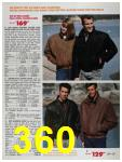 1991 Sears Fall Winter Catalog, Page 360