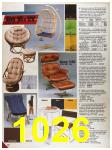1986 Sears Spring Summer Catalog, Page 1026