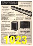 1976 Sears Fall Winter Catalog, Page 1023