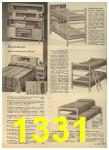 1960 Sears Spring Summer Catalog, Page 1331