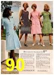 1972 Montgomery Ward Spring Summer Catalog, Page 90