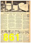 1949 Sears Spring Summer Catalog, Page 861