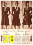 1942 Sears Spring Summer Catalog, Page 38