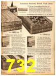 1958 Sears Fall Winter Catalog, Page 732