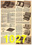 1962 Sears Fall Winter Catalog, Page 1027