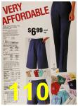 1987 Sears Spring Summer Catalog, Page 110