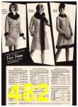 1969 Sears Fall Winter Catalog, Page 482