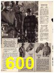 1969 Sears Fall Winter Catalog, Page 600