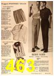 1964 Sears Spring Summer Catalog, Page 463