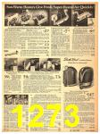 1940 Sears Fall Winter Catalog, Page 1273