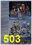 1984 Sears Spring Summer Catalog, Page 503