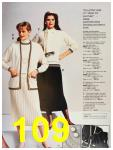 1987 Sears Fall Winter Catalog, Page 109